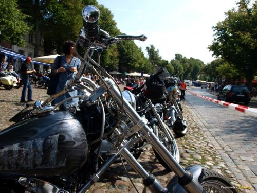 Fehmarn Days of American Bikes 2011
