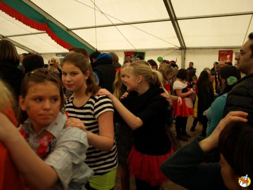 Kinder Karneval 2014 in Burg